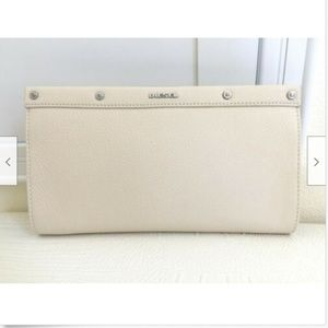 DIESEL Leather Continental Wallet